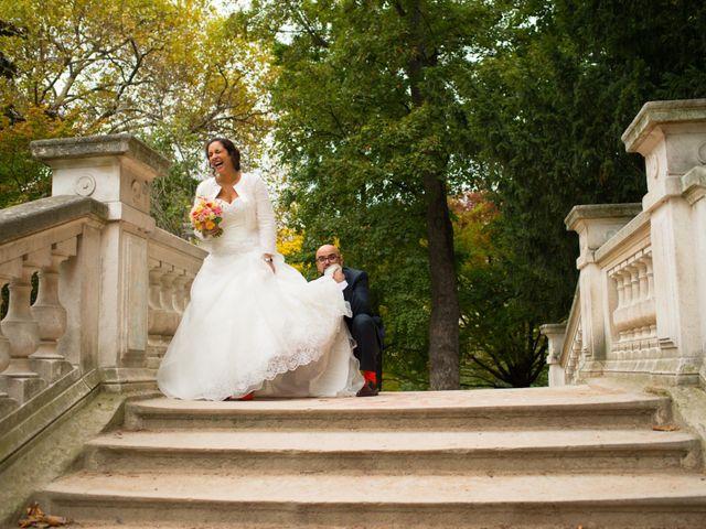 Le mariage de Mohamed et Gladys à Paris, Paris 11