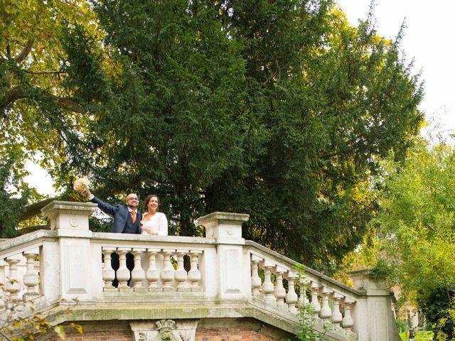 Le mariage de Mohamed et Gladys à Paris, Paris 16