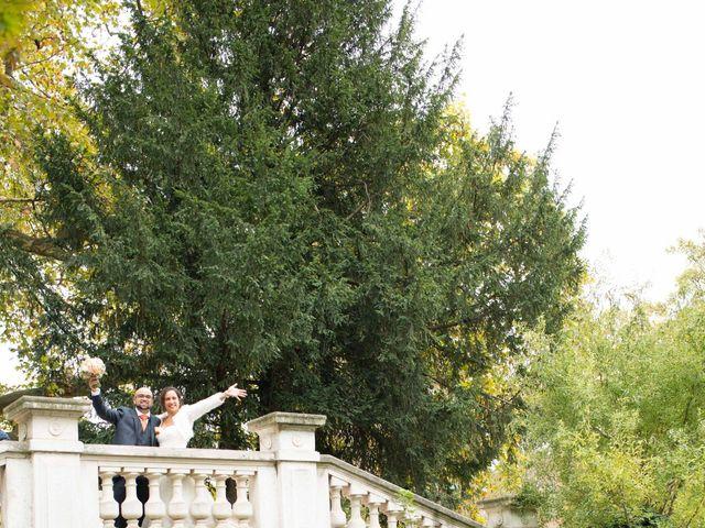 Le mariage de Mohamed et Gladys à Paris, Paris 17