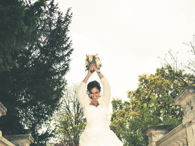 Le mariage de Mohamed et Gladys à Paris, Paris 20