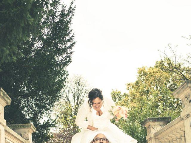 Le mariage de Mohamed et Gladys à Paris, Paris 22