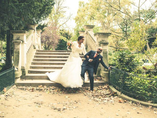 Le mariage de Mohamed et Gladys à Paris, Paris 23