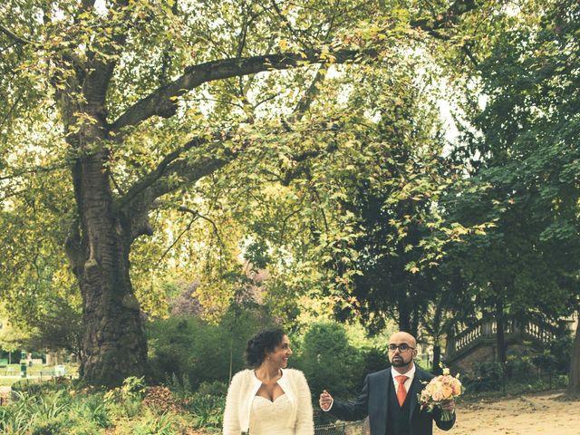 Le mariage de Mohamed et Gladys à Paris, Paris 24