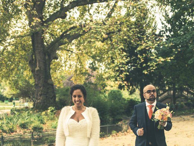 Le mariage de Mohamed et Gladys à Paris, Paris 25