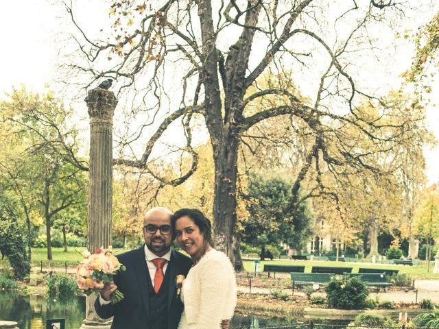 Le mariage de Mohamed et Gladys à Paris, Paris 28