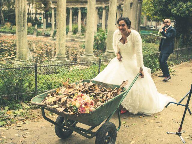 Le mariage de Mohamed et Gladys à Paris, Paris 32