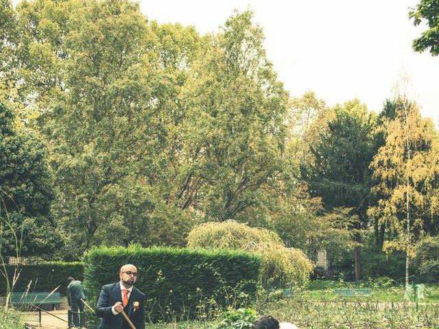 Le mariage de Mohamed et Gladys à Paris, Paris 35