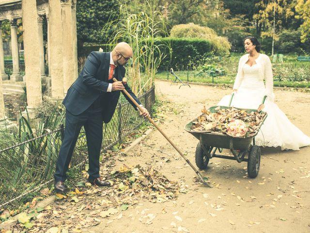 Le mariage de Mohamed et Gladys à Paris, Paris 37
