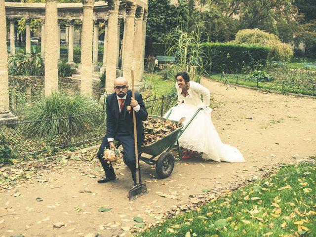Le mariage de Mohamed et Gladys à Paris, Paris 39