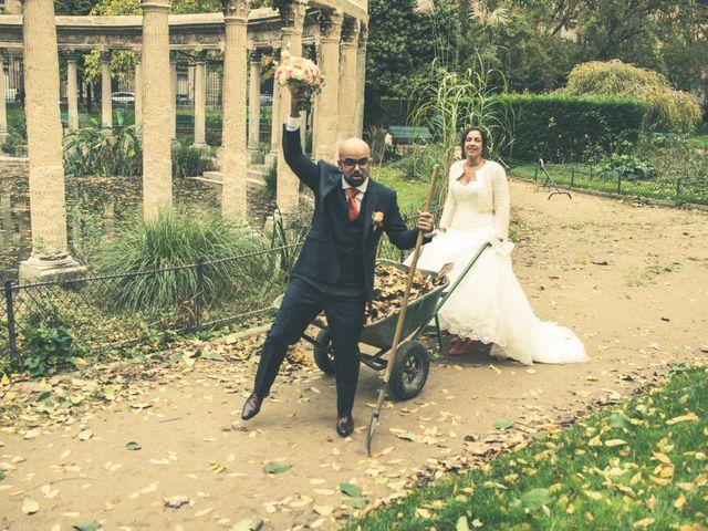 Le mariage de Mohamed et Gladys à Paris, Paris 40