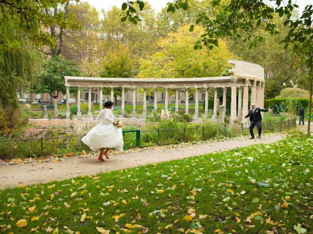 Le mariage de Mohamed et Gladys à Paris, Paris 41
