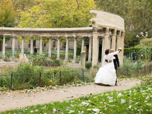 Le mariage de Mohamed et Gladys à Paris, Paris 43