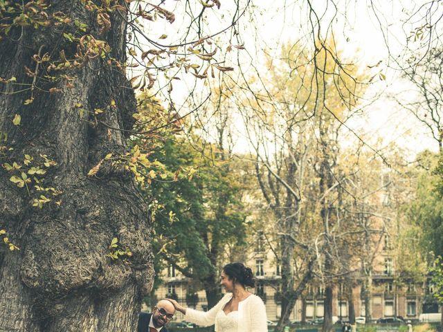 Le mariage de Mohamed et Gladys à Paris, Paris 44