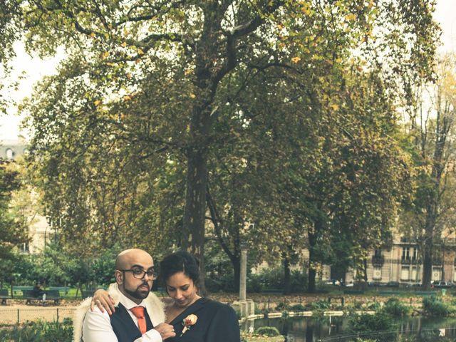 Le mariage de Mohamed et Gladys à Paris, Paris 46