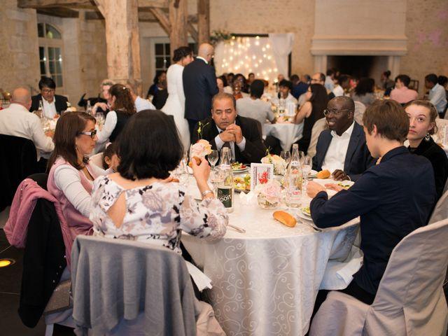 Le mariage de Mohamed et Gladys à Paris, Paris 55