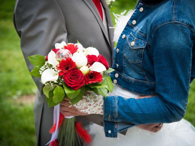 Le mariage de Mickaël et Gaëlle à Chaux-des-Crotenay, Jura 2