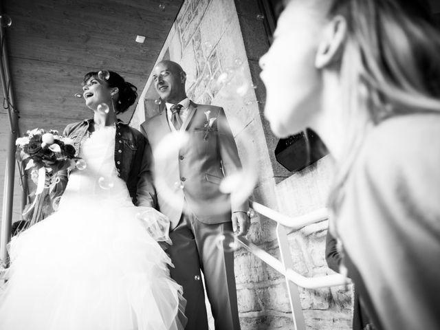 Le mariage de Mickaël et Gaëlle à Chaux-des-Crotenay, Jura 8