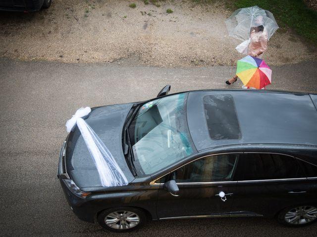 Le mariage de Mickaël et Gaëlle à Chaux-des-Crotenay, Jura 10