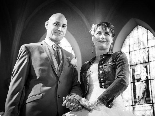 Le mariage de Mickaël et Gaëlle à Chaux-des-Crotenay, Jura 12
