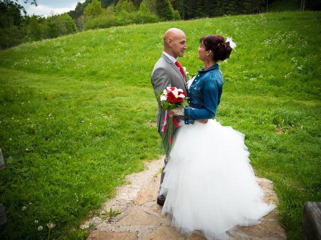 Le mariage de Mickaël et Gaëlle à Chaux-des-Crotenay, Jura 20