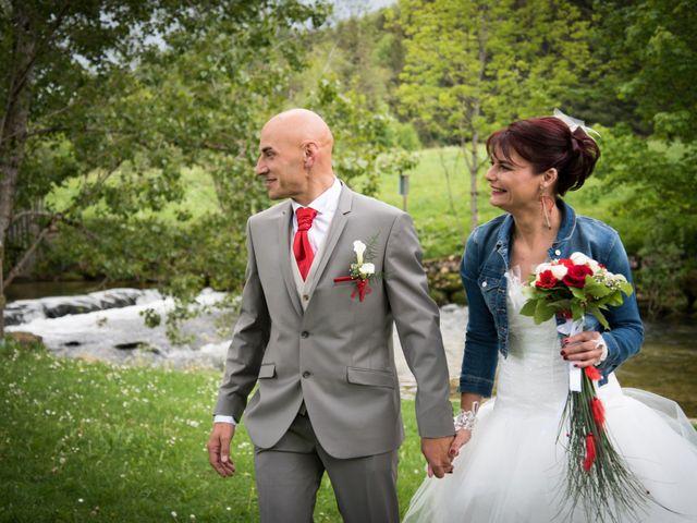 Le mariage de Mickaël et Gaëlle à Chaux-des-Crotenay, Jura 21