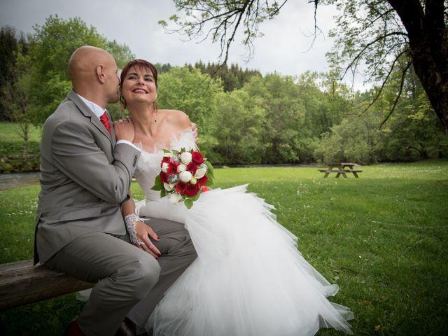 Le mariage de Mickaël et Gaëlle à Chaux-des-Crotenay, Jura 22