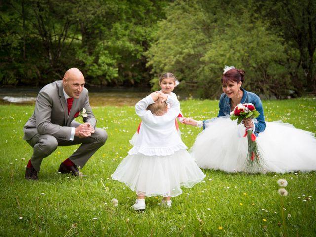 Le mariage de Mickaël et Gaëlle à Chaux-des-Crotenay, Jura 23