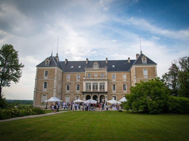Le mariage de Mickaël et Gaëlle à Chaux-des-Crotenay, Jura 29