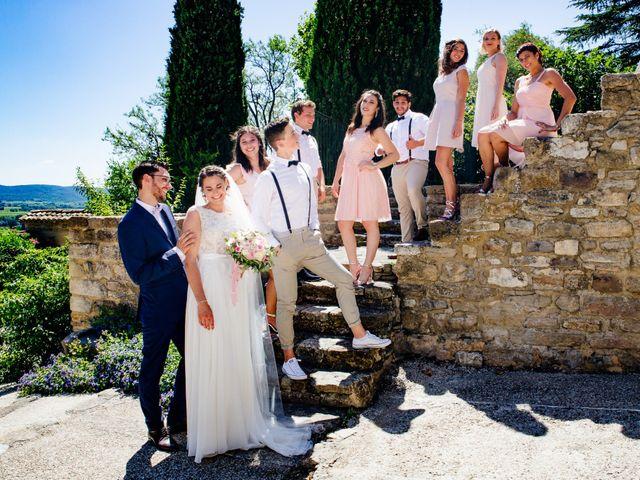Le mariage de Thomas et Morgane à Avignon, Vaucluse 16