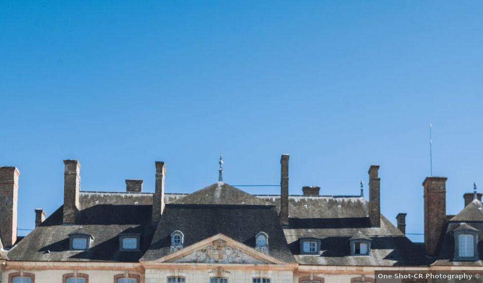 Le mariage de Mickael et Cyndie à Nogent-sur-Seine, Aube