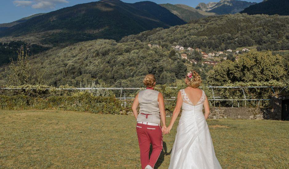 Le mariage de Maëva et Valérie à Arvillard, Savoie