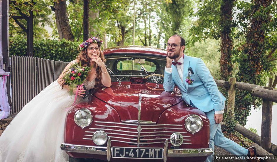 Le mariage de Sébastien et Sandra à Champigny-sur-Marne, Val-de-Marne