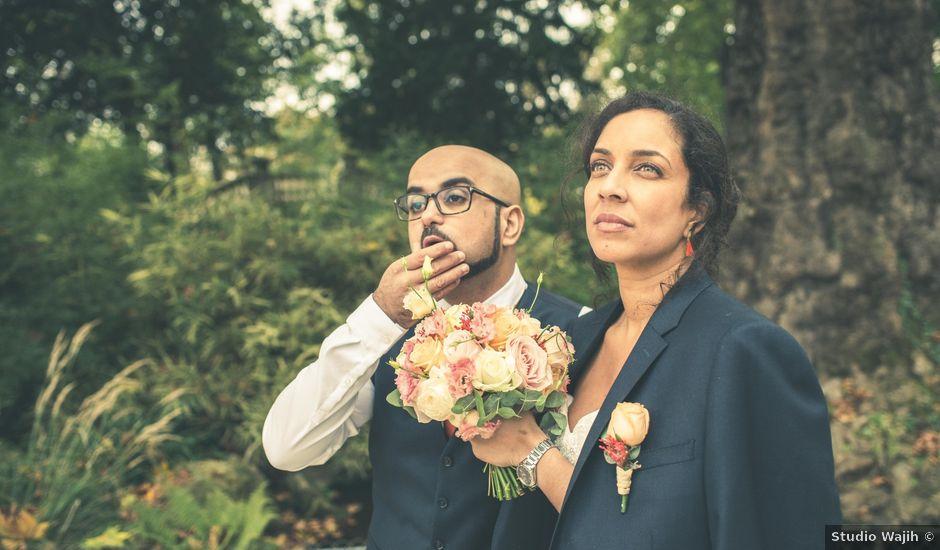 Le mariage de Mohamed et Gladys à Paris, Paris