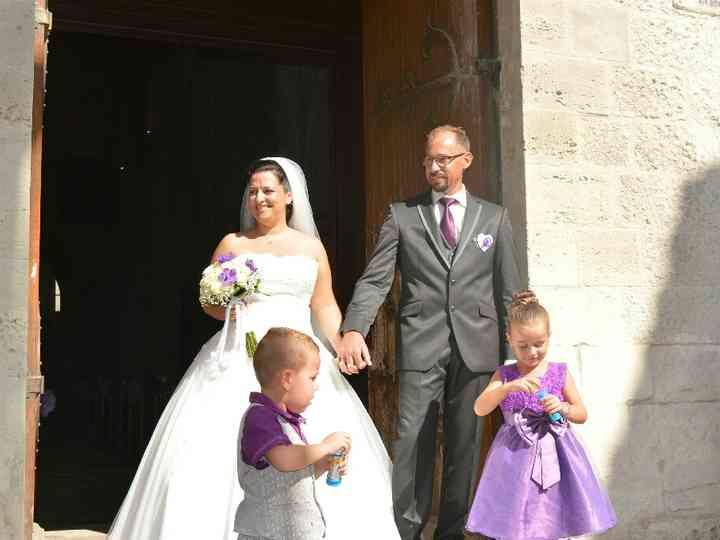 Le mariage de Ingrid et Christophe