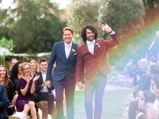 Le mariage de Richard et Julien