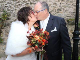 Le mariage de Chantal et Jean Louis
