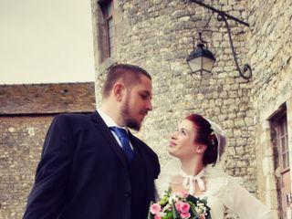 Le mariage de Stéphanie et Thomas 1