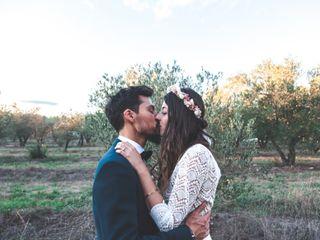 Le mariage de Imane et Pierre-Damien