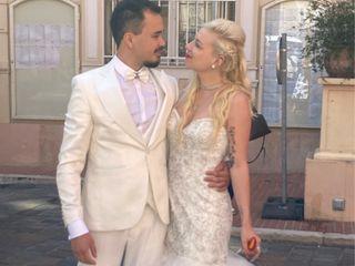 Le mariage de Cindy et Joalland