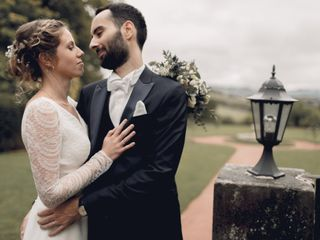 Le mariage de Léa et Benoît