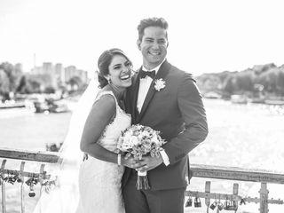 Le mariage de Hoda et Aldrick 3
