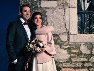 Le mariage de Agathe et Severin