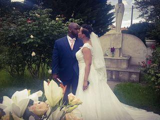 Le mariage de Jessica  et Robertho