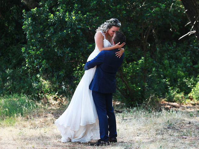 Le mariage de Raphaël et Nathalie à Carnoules, Var 1