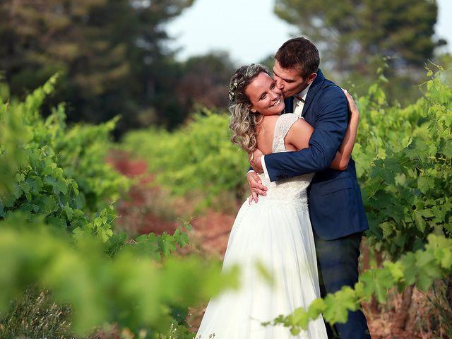 Le mariage de Nathalie et Raphaël
