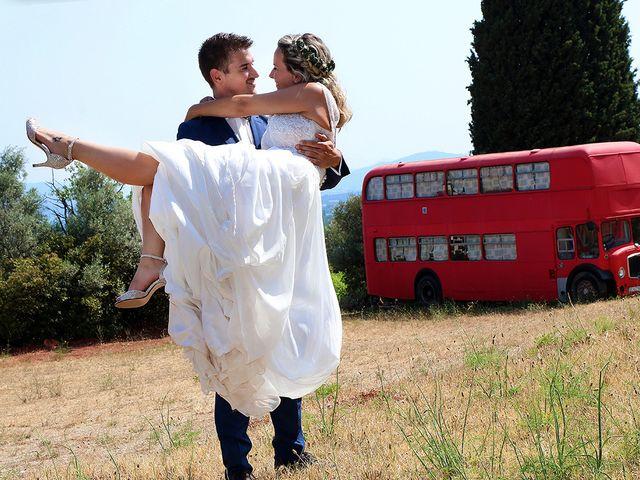 Le mariage de Raphaël et Nathalie à Carnoules, Var 15