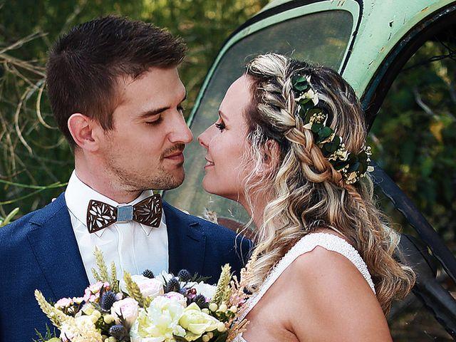 Le mariage de Raphaël et Nathalie à Carnoules, Var 17