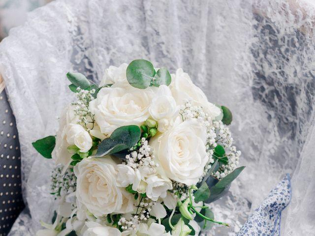 Le mariage de Aurélien et Esmeralda à Dampsmesnil, Eure 11