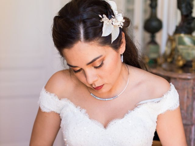 Le mariage de Aurélien et Esmeralda à Dampsmesnil, Eure 13