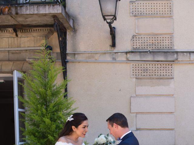 Le mariage de Aurélien et Esmeralda à Dampsmesnil, Eure 22